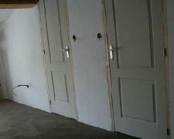 Entreprise Sotrapere - CHENIERES - Galerie photo - Pose de portes